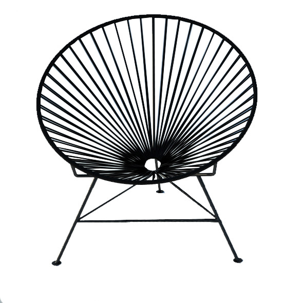 Superieur Circular Scoop Chair