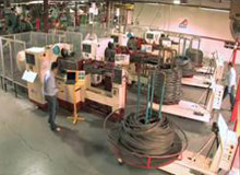 6 Axis CNC Wire Forming Machines